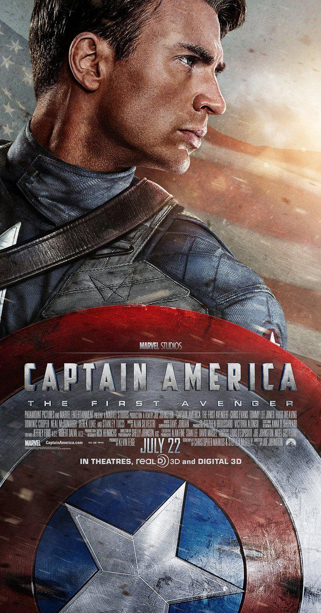 Captain America: The First Avenger (2011) กัปตันอเมริกา อเวนเจอร์ที่ 1
