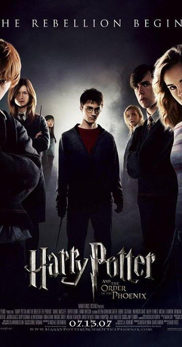 Harry Potter and the Order of the Phoenix (2007) แฮร์รี่ พอตเตอร์กับภาคีนกฟินิกซ์