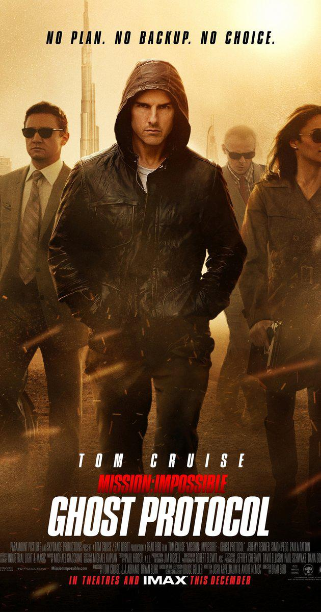 Mission: Impossible – Ghost Protocol (2011) ปฏิบัติการไร้เงา