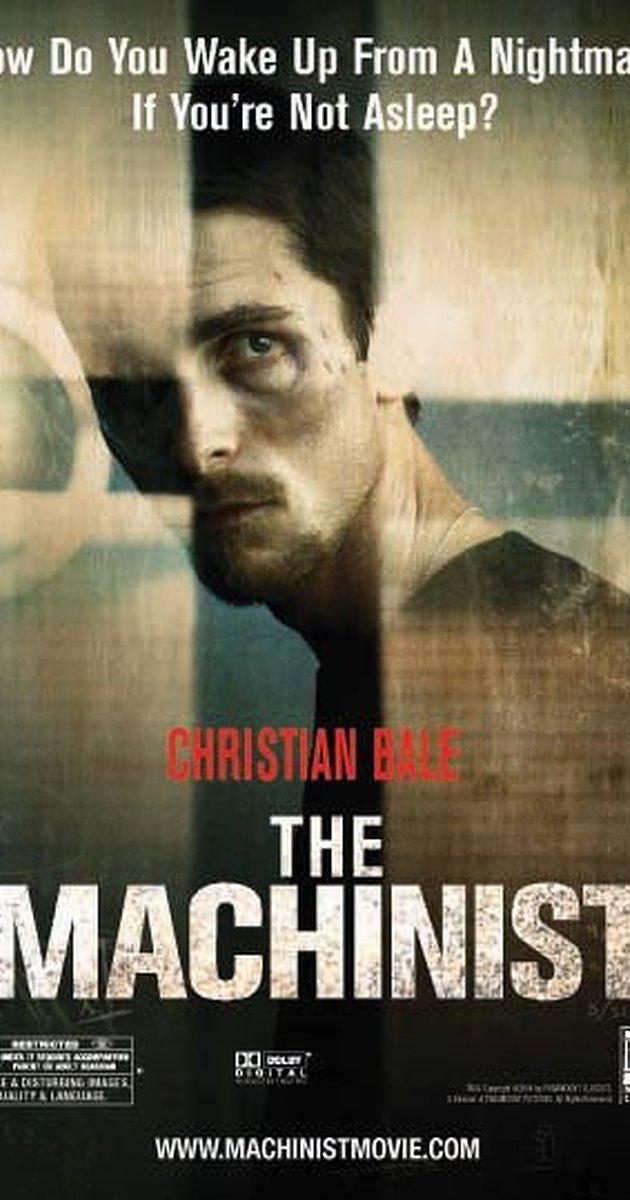 The Machinist (2004) : หลอนไม่หลับ