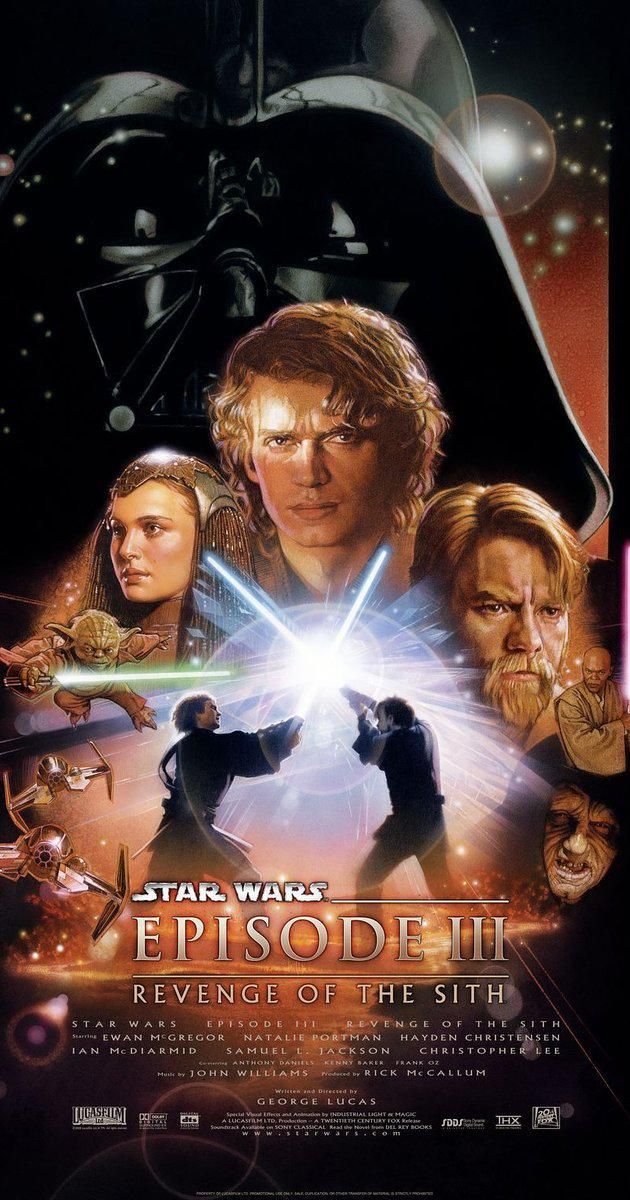 Star Wars: Episode III – Revenge of the Sith (2005) ซิธชำระแค้น