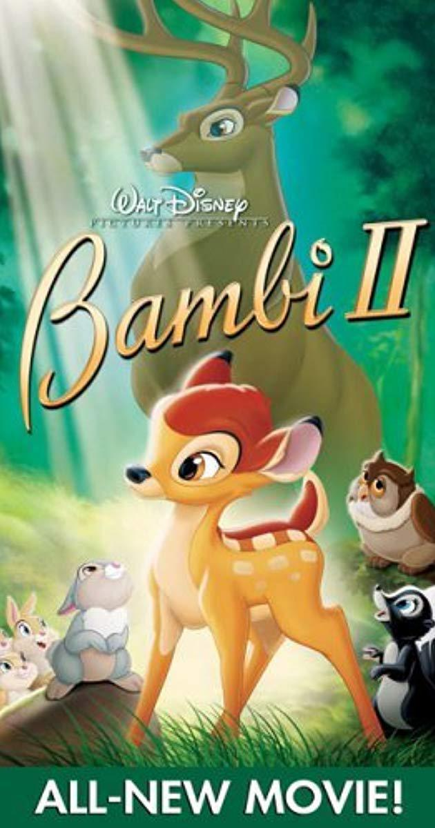 Bambi and the Great Prince of the Forest (2006) กวางน้อย…แบมบี้ 2