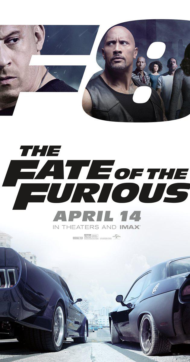 The Fate of the Furious (2017) เร็ว..แรงทะลุนรก 8