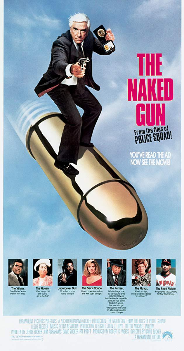 The Naked Gun: From the Files of Police Squad!: ปืนเปลือย ภาค 1