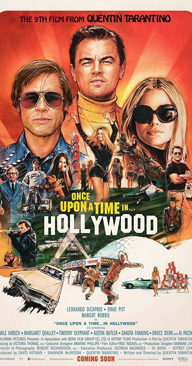 Once Upon a Time in Hollywood (2019) กาลครั้งหนึ่งใน…ฮอลลีวู้ด