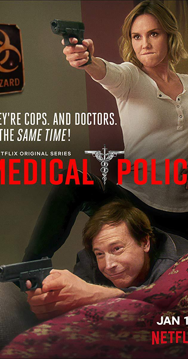 Medical Police (TV Series 2020)